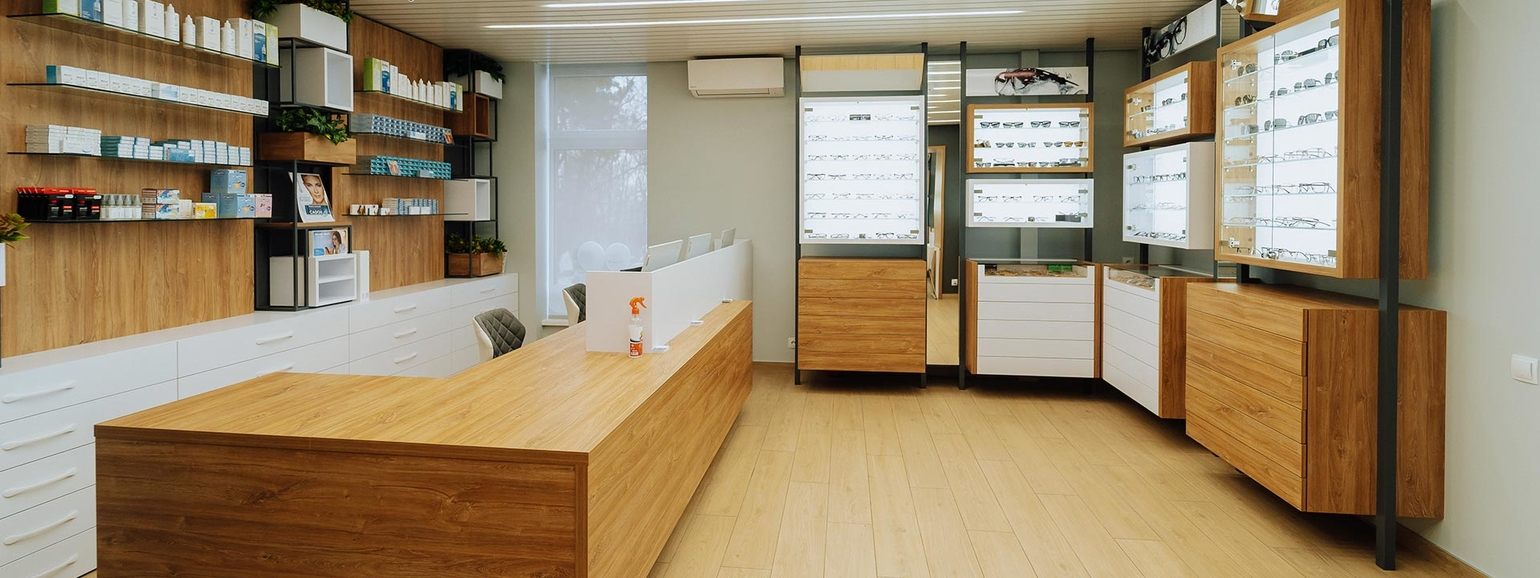 Eurooptica - ophthalmology and optics sales center.